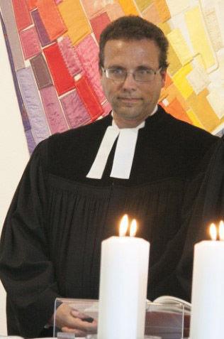 Bild Pfarrer Hild